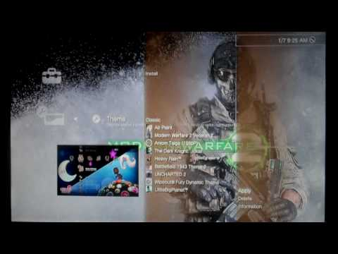 Reviews on The Top PS3 Themes