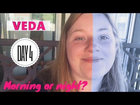 Morning Or Night Person? | #SSSVEDA Day 4