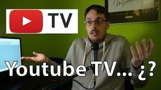 Youtube TV, ¿qué es?