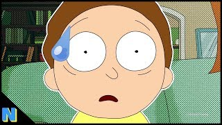 Top 9 Dirty Jokes in Rick and Morty Cartoons