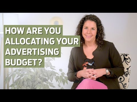 Advertising Budget: How are you allocating (2018)