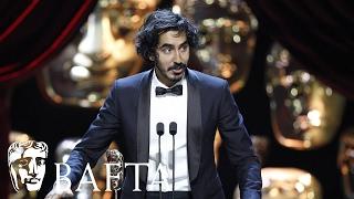 Dev Patel wins Supporting Actor for Lion   BAFTA Film Awards 2017
