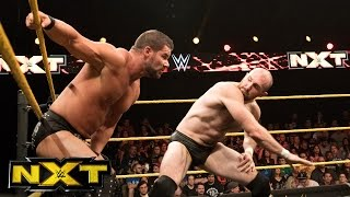 Oney Lorcan vs. Bobby Roode - No. 1 Contender