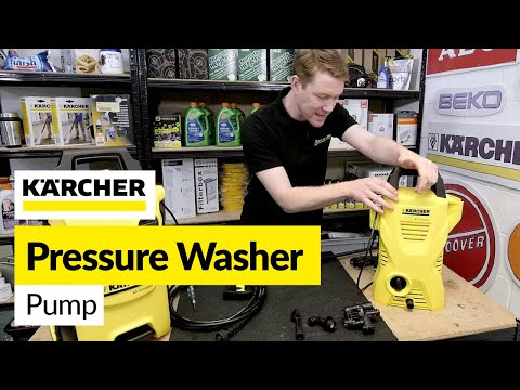 How to Diagnose Pressure Washer Pump Problems
