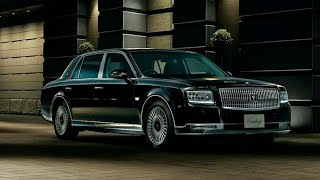 Toyota Century | the alternative to s class and rolls royce for Japenese | Car Guruji |