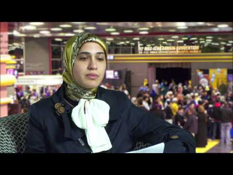 Mariam Khatib  The split personality in Muslim youth
