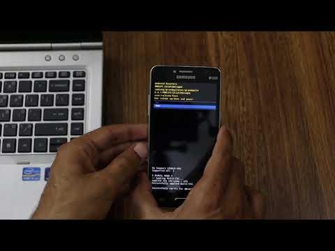Samsung Galaxy J1/J2/J3/J4/J5/J6/J7/J8 & Grand Prime: How to Hard Reset!