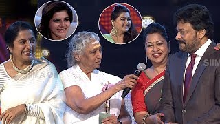 Janaki Amma Recollecting Her Memories