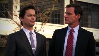 White Collar - Friends Till The End - Neal & Peter