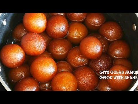 Gits Instant Gulab Jamun Mix   Instant Gulab Jamun Recipe   Gulab Jamun
