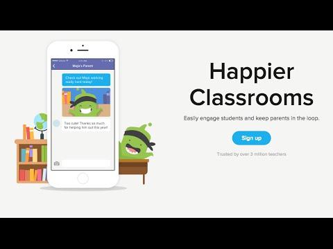 ClassDojo Tutorial 2015 Easy Classroom Management