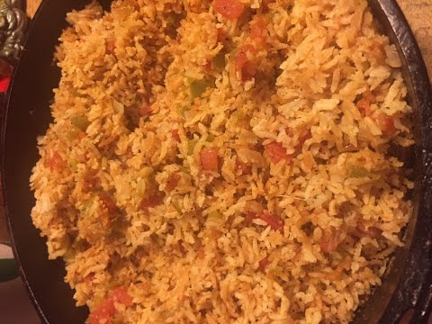 How to Cook Mexican Rice in a Dutch Oven