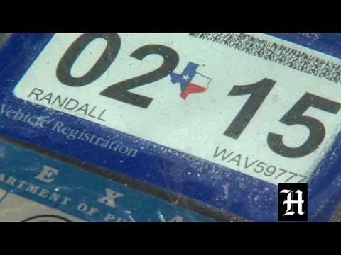 No more inspection stickers on Texas cars