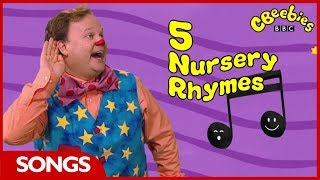 CBeebies | Mr Tumble's Nursery Rhymes | Join In!