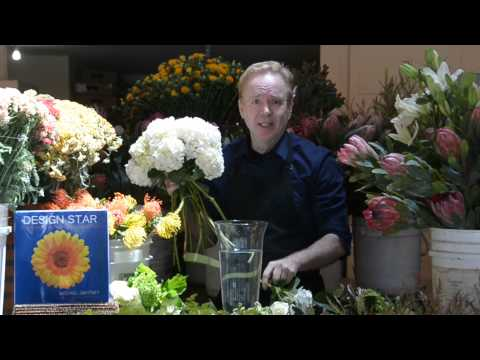 Floral Designing 101 with Michael Gaffney