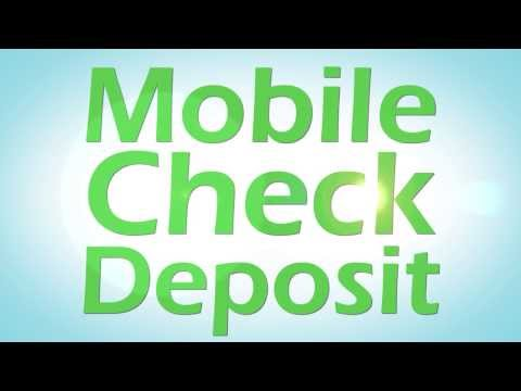 Mobile Check Deposit from Your Credit Union