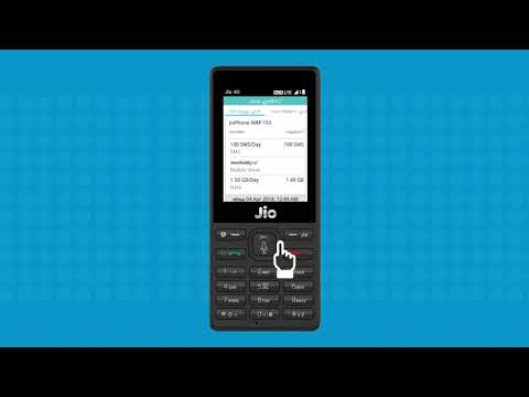 JioCare - How To Manage Jio Account & Services using MyJio App on JioPhone (Malayalam)| Reliance Jio