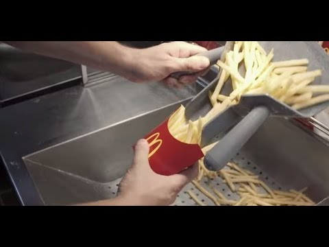 How They Make McDonald's Fries