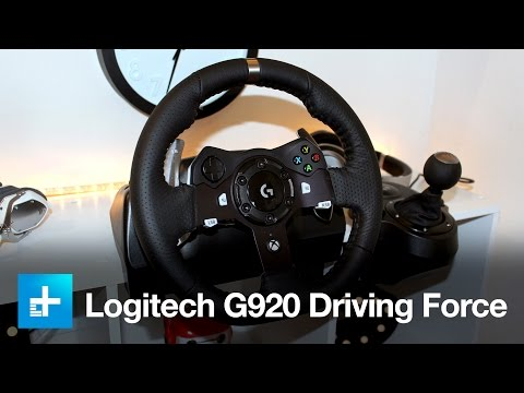Logitech G920 Driving Force - Review