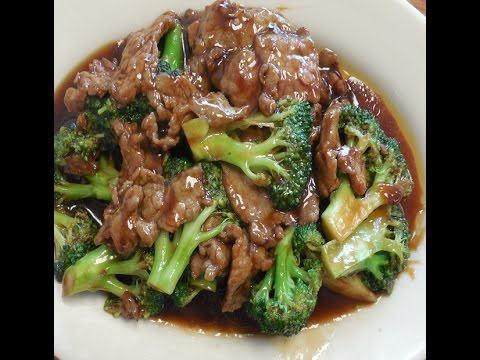 Best Chinese Beef And Broccoli Recipe
