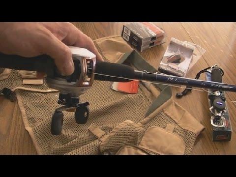 Redington Clark Fork Fly Fishing Vest & Piscifun Fish Holder Review