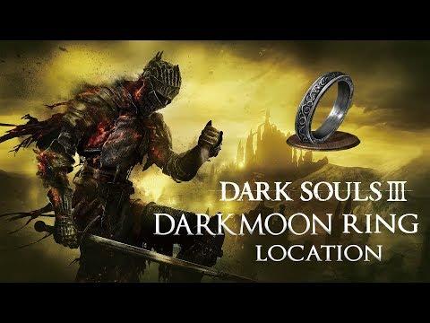 Dark Souls III - Darkmoon Ring Location