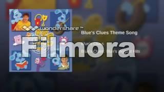 blues clues theme song g major
