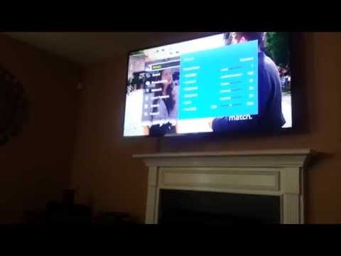 How to connect your Samsung tablet or smart phone on Samsung smart TV