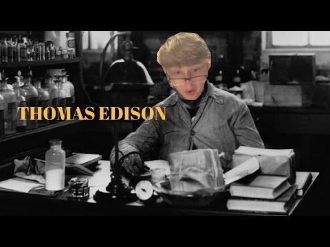 Thomas Edison's Life And Accomplishments