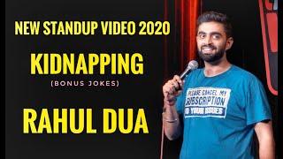 Stand Up Comedy | Kidnapping (Trump Extn) | Bonus Jokes #standup #rahuldua #comedy