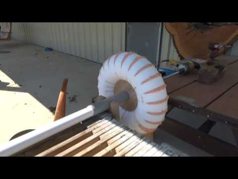 how to build a toroid