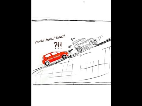 Avoid Road Rage: Uphill Driving guide