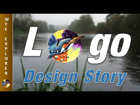 Logo Design Story - Painting, SAS Links, Family History