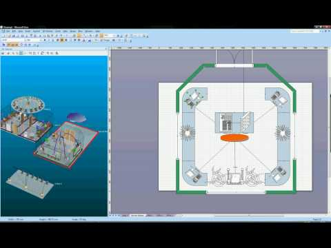 Wise 3D Visioner is an add-on for Microsoft Visio (short)