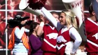 Arkansas Cheerleader: Patience Beard | CBS Sports