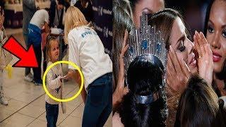 """اجمل امراة في العالم """"رفضت ان تكون ملكة جمال العالم والسبب هي إبنتها"""" !!"""
