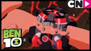 Ben 10   Omnitrix Breaks and Falls Off!   Screamcatcher   Cartoon Network