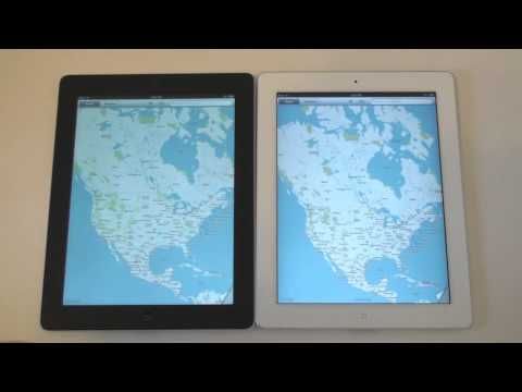Speed Test: iPad 2 vs. iPad (3rd Generation)
