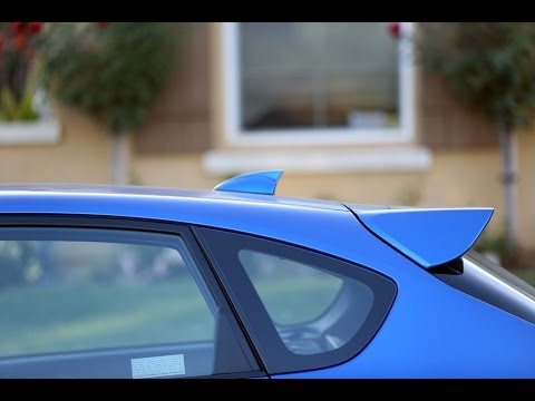 HOW TO: Install a Shark Fin Antenna on any car!
