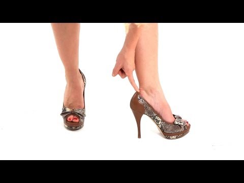 How to Make Sure Heels Fit Correctly | High Heel Walking