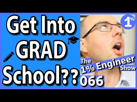 How To Get Into Grad School with a Low GPA | How To Get Into Graduate School