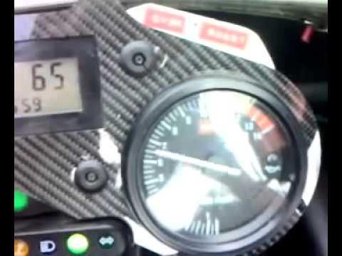RS 125 con sensore accensione rave