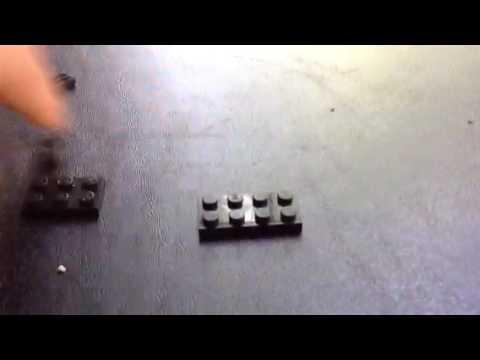 How to make a mini Lego Nintendo Switch