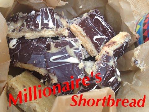 Millionaires' Shortbread baking tutorial | eBake