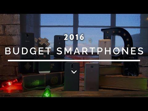 Top Budget Smartphones of 2016!