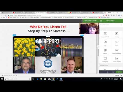How to insert a YouTube video into your Royalty Funnels sales page