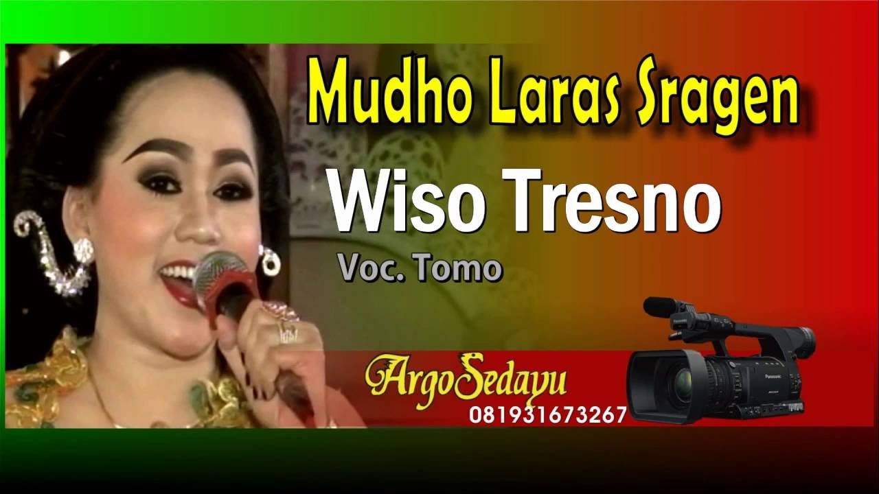 Lirik Lagu WISO TRESNO Sragenan Karawitan Campursari - AnekaNews.net