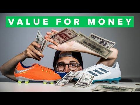 Top 5 Cheap Football Boots under 120€ 2017
