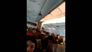 Suasana setelah Etihad airways turbulensi ~ Etihad Airways Turbulence