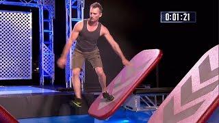 Paul Cashion Full Run | Australian Ninja Warrior 2017